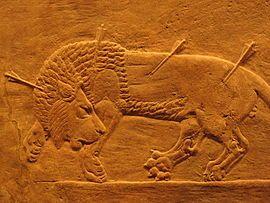 Arte asirio - Wikipedia, la enciclopedia libre