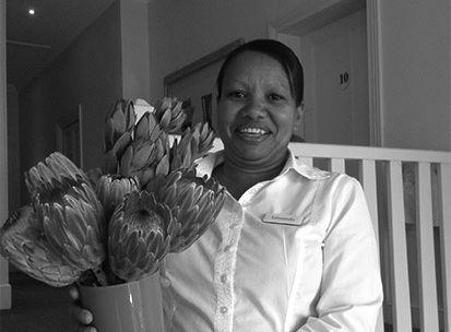 Leoranda Alexander - Head of Housekeeping  #MOREpeople
