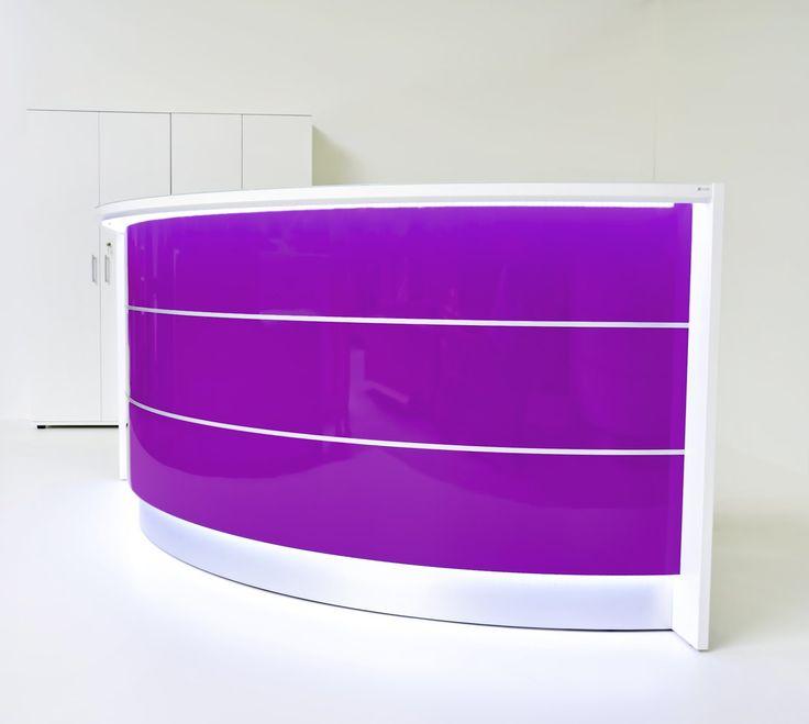Customized Valde # reception desk