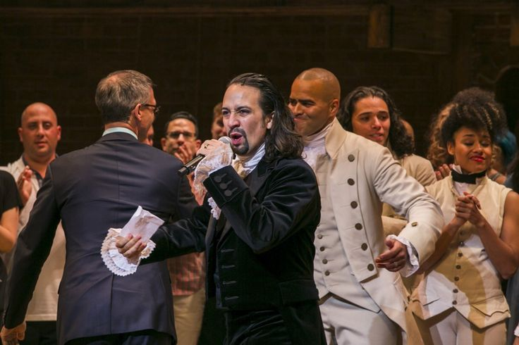 Why the 'Hamilton' Cast Recording Is the Best Album of 2015 - The Atlantic