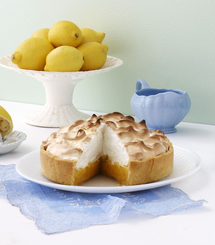 How would your lemon meringue pie compare to Bliss' on The Great Australian Bake Off? Share in the comments below! #GABO