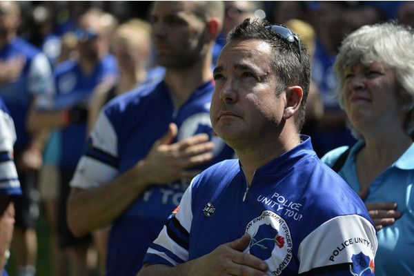 Police Unity Tour Arrives at Officers Memorial in D.C. - Officer.com