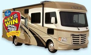 Contest: Win an Ace Thor RV motorhome, valued at $65,000 open to Canadians.  Hopefully me!