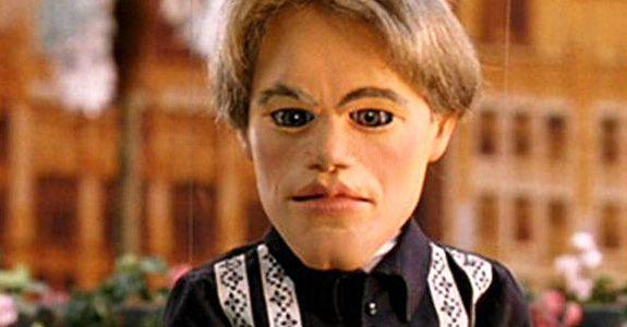 Matt Damon in Team America World Police