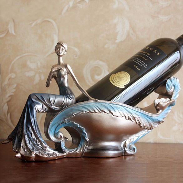 Continental rack de vinho bonito chave acessórios caixa de jóias de  sementes de sereia mobiliário mesa de escritório em Decorações da sapata de  Sapatos no AliExpress.com   Alibaba Group