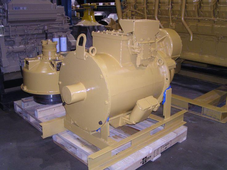 CAT 793C Rebuilt Transmission