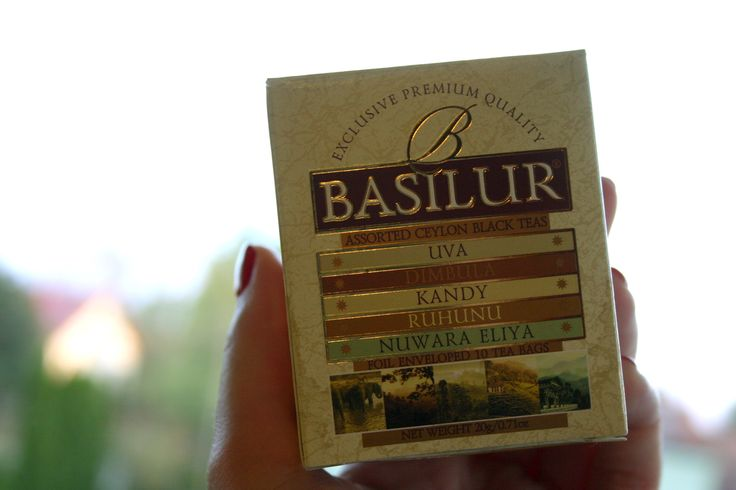 Dzisiaj próbujemy wszystkiego po trochu ;)  #basilur #basilurtea #basilurpoland#teatime #tealover #teaevening #teabags #srilanka#glutenfree #gmofree #veganok