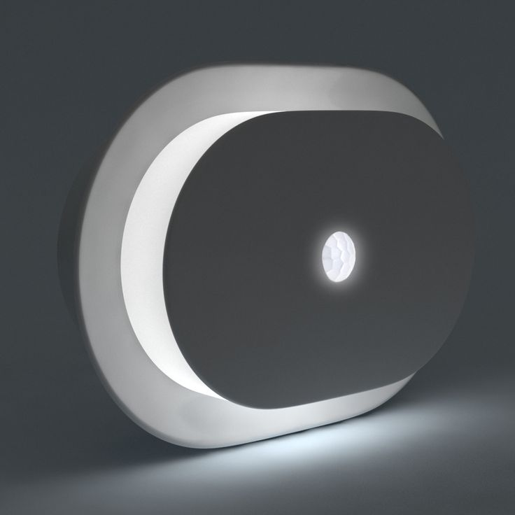 Smart LED Motion Activated Sensor Night Light