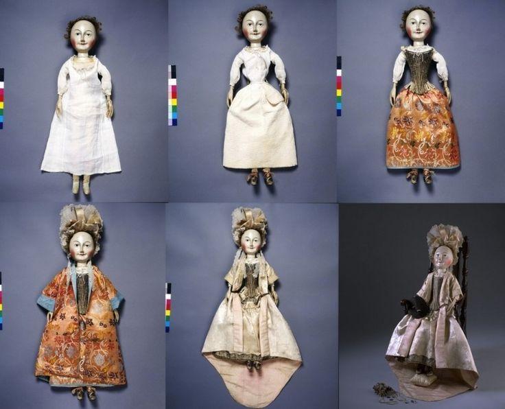 Ruta Korshunova - Мода конца 17-го столетия, фильм Контракт рисовальщика и чета Clapham.