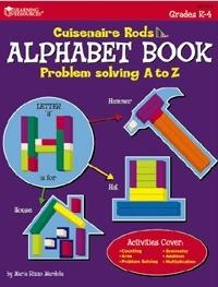 cuisenaire rod alphabet book