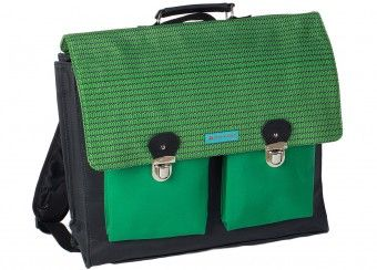 cartable primaire 'London Green'