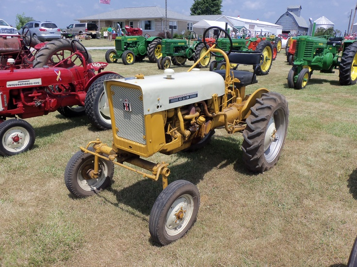 Mini Wheel Horse Tractor : Best images about wheel horse on pinterest gardens