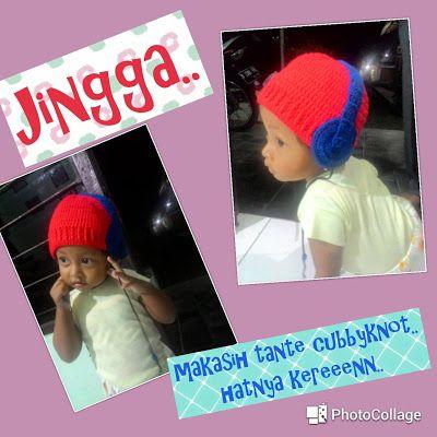 {Cubby's Mate}: Baby Jingga