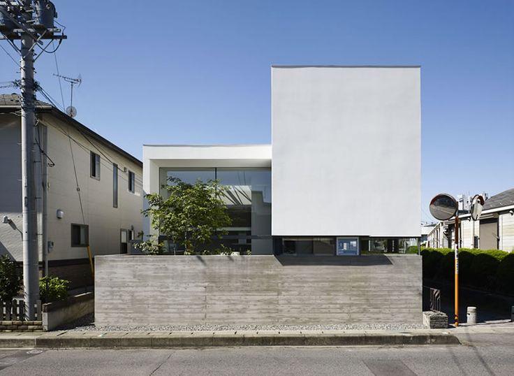 株式会社 小野里信建築アトリエ | Works/家族の家 | 栃木県・群馬県で活動している建築家・設計事務所・一級建築士