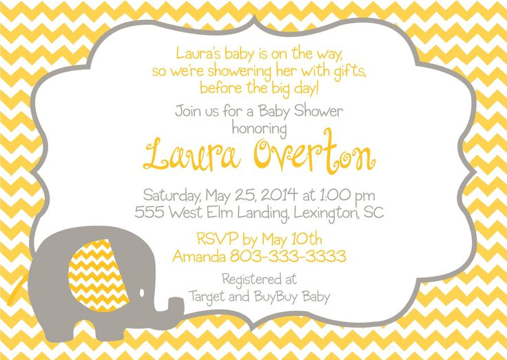 38 best Invitation Templates images on Pinterest Birthday - free online baby shower invitations templates