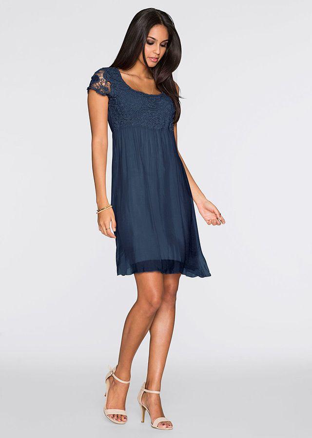 Šaty s čipkou Módne šaty s čipkou na • 39.99 € • bonprix  b144c8a3471