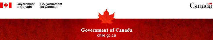 The Canadia Embassy in Chile.