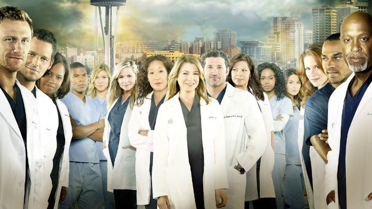 I miei Telefilm preferiti: Grey's Anatomy