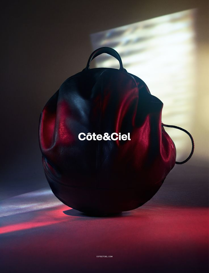 Côte&Ciel Spring Summer 2015 Campaign featuring the Moselle Alias Leather.  Art Direction by Nicolás Santos. Photography by Benjamin Lennox.  www.coteetciel.com