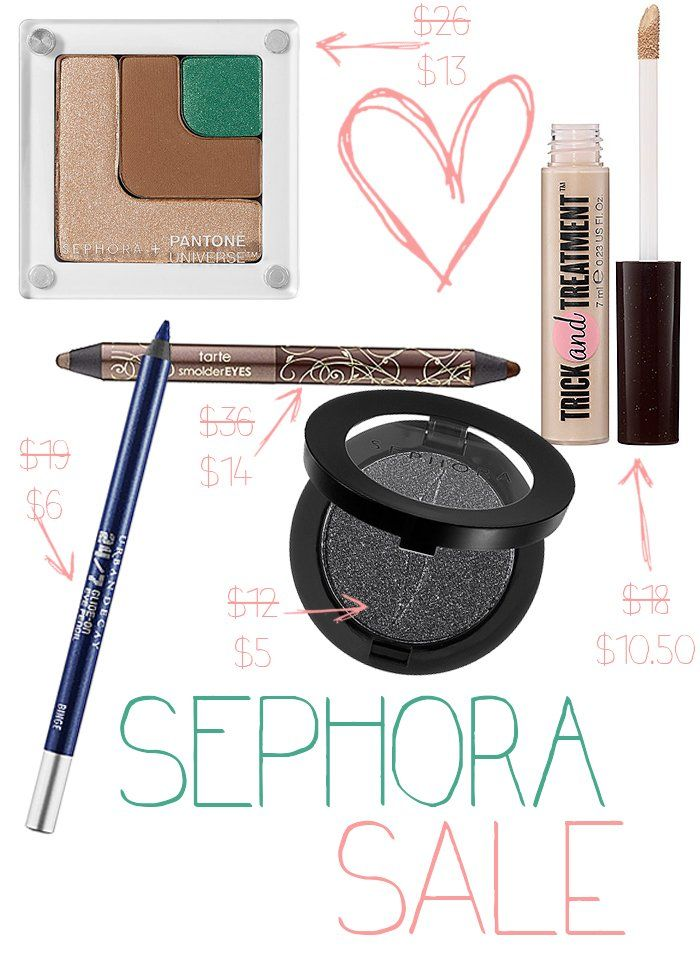 Sephora is having a SALE!