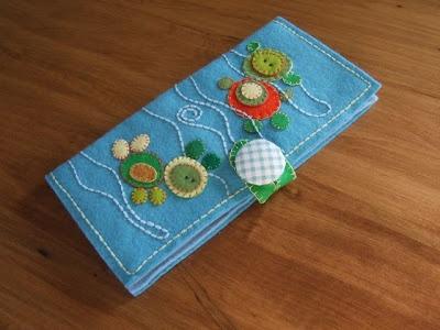 Super cute crochet hook case
