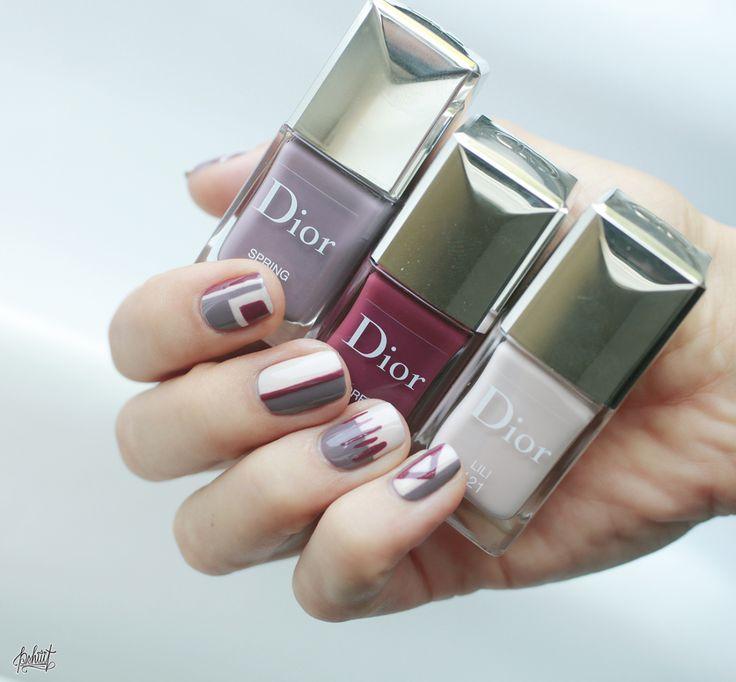 Nouveaux Vernis Dior Automne 2014