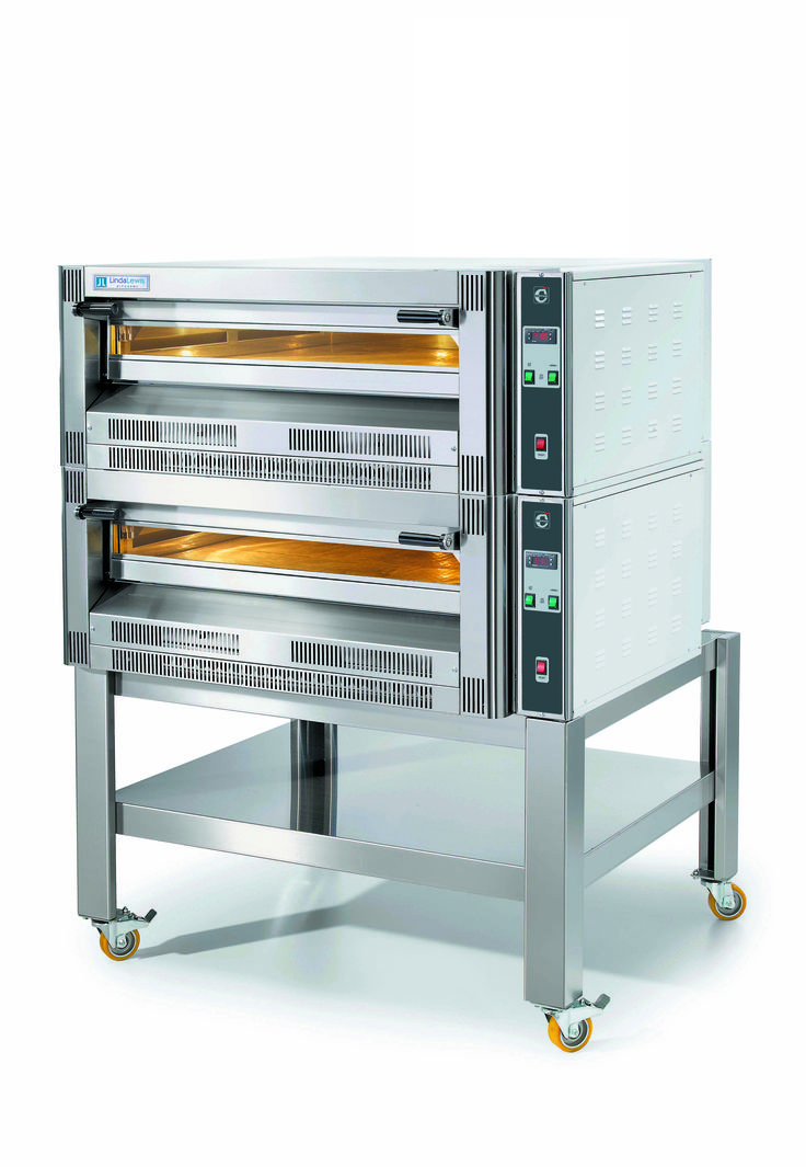 """Cuppone LLK5G Gas Pizza Oven - 4 x 12"""" Capacity"""