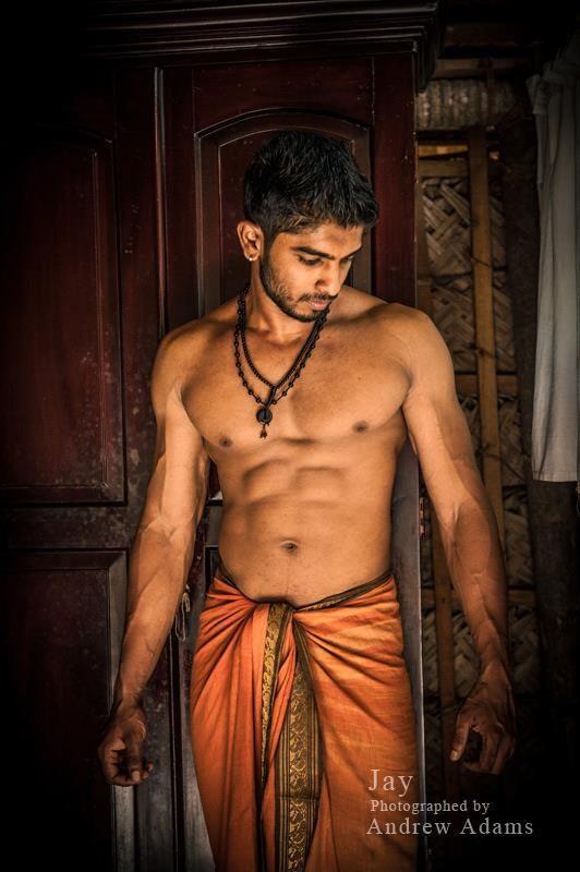 male model arabian naked