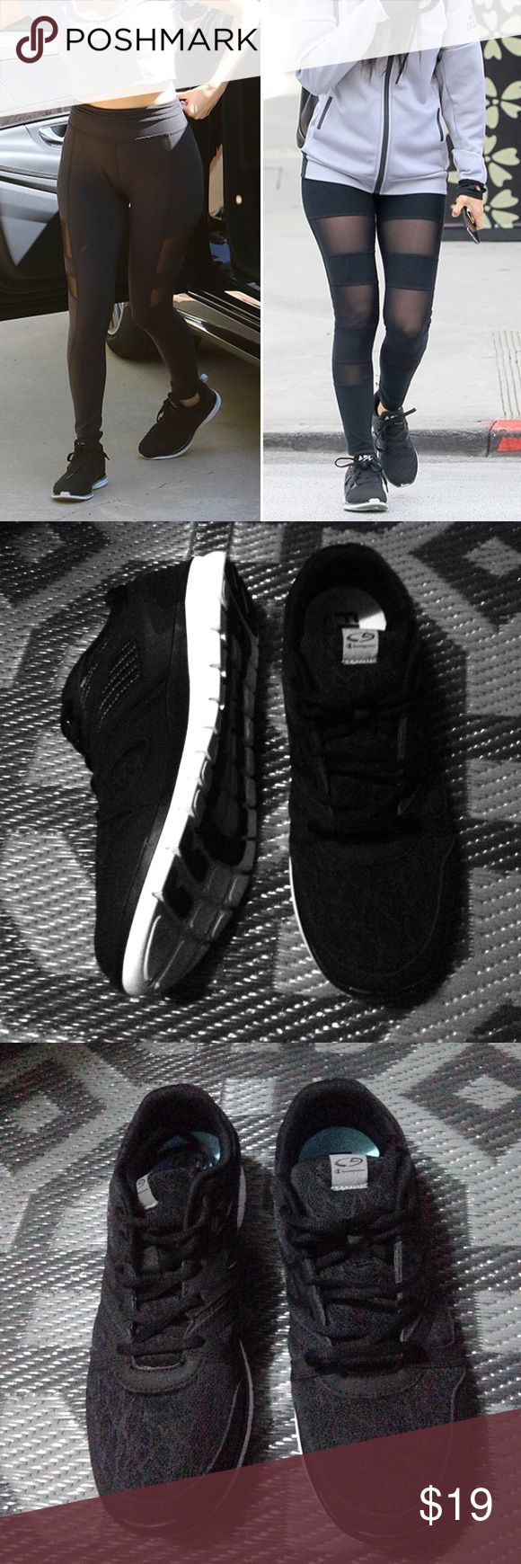 Black Athletic Shoes Flex foam run, go jogging or just get the sporty look ❤️ Cover image is not for sale. Champion Shoes Athletic Shoes