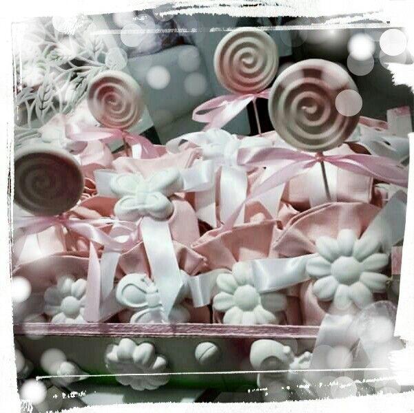 Sacchetto rosa Primavera