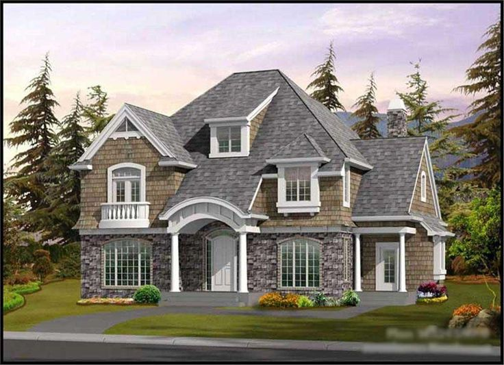 1000+ Images About Shingle House Plans: Perfect For A
