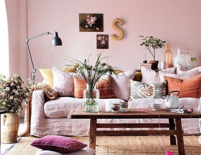 Τα πιο όμορφα δωμάτια με τα χρώματα της Pantone για το 2016!