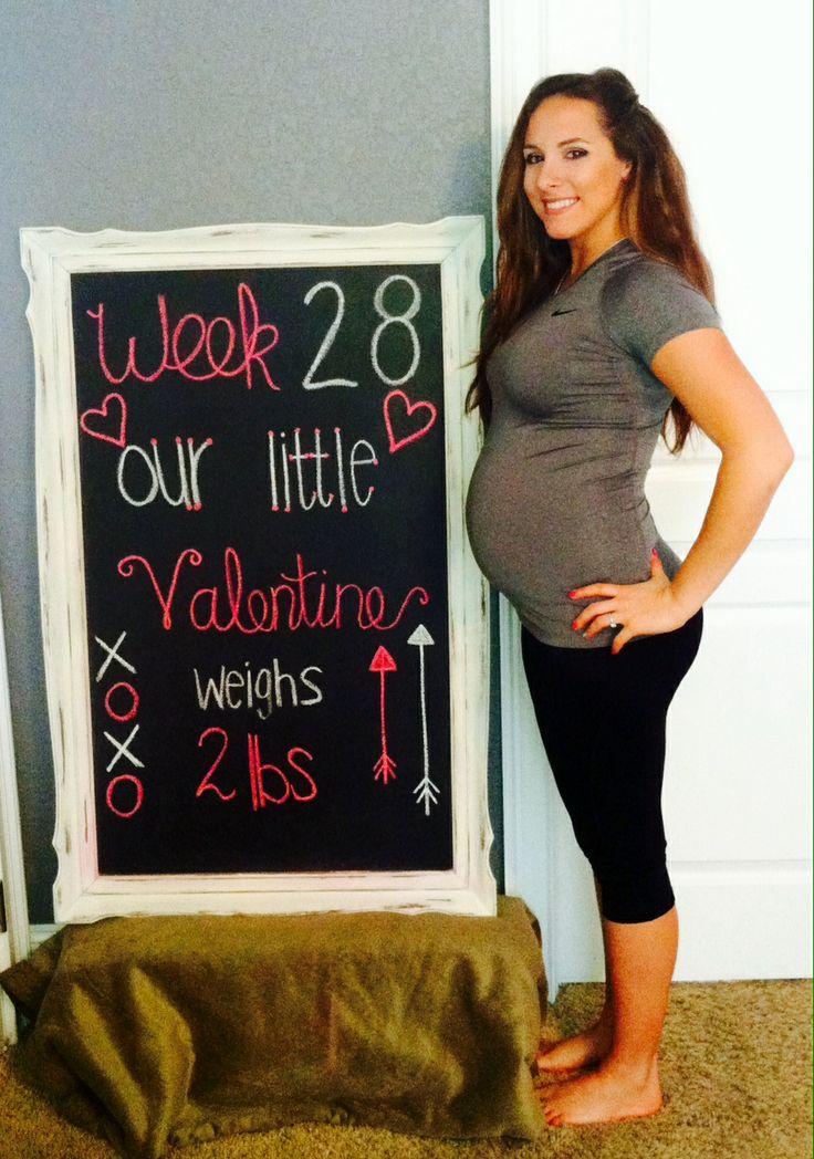28 weeks pregnant - Week by Week Pregnancy Calendar   Bub Hub