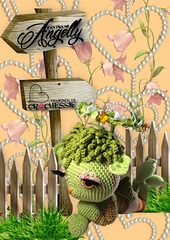 Ravelry: Fantirumi© Angelly pattern by Crochessie by Esther Emaar