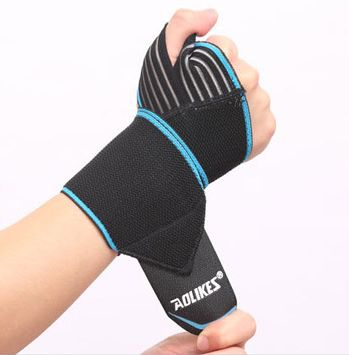 Weight Lifting Wrist Straps - 1 Pc