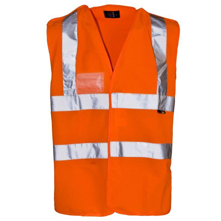 ST Hi Vis Pull Apart Vest | Supertouch Website