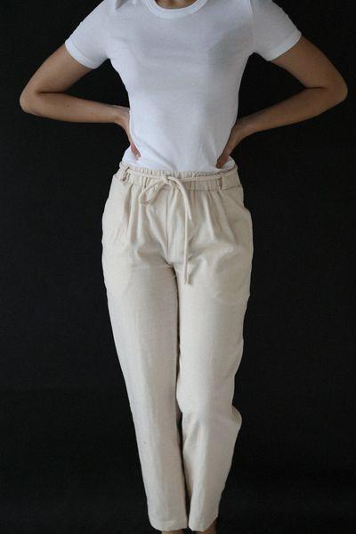 Wrk Shp Corded Pants Blush