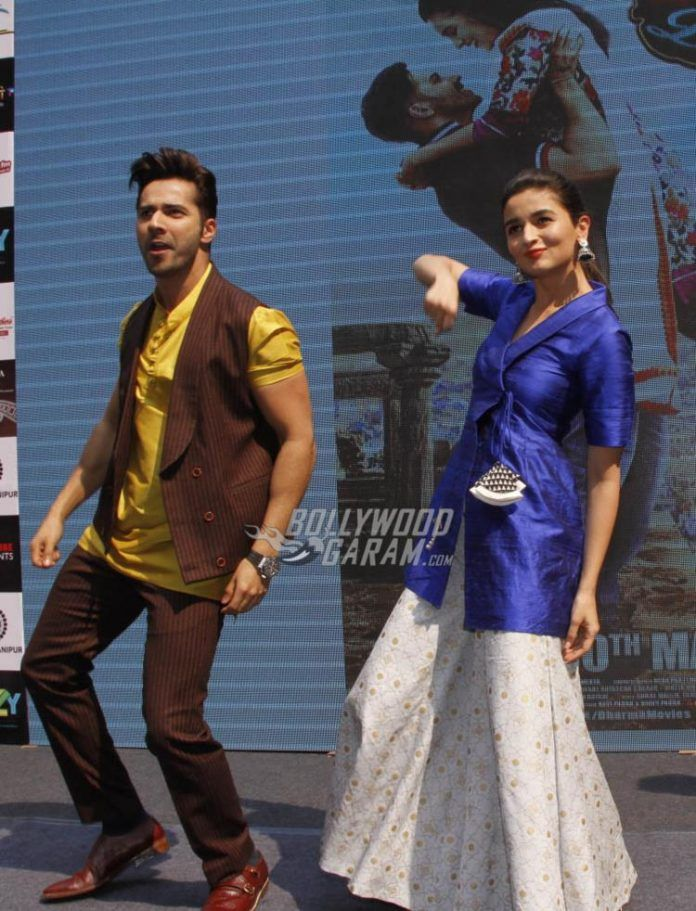 We hear that Alia Bhatt and Varun Dhawan would come together onscreen once again for the upcoming Shiddat