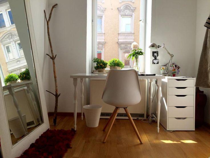 die besten 25 wg zimmer ideen auf pinterest wg zimmer. Black Bedroom Furniture Sets. Home Design Ideas