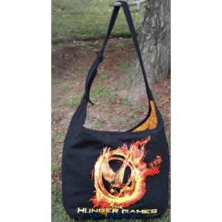 Τσάντα Hunger Games - Κοτσυφοκισσα (Mockingjay).Αγόρασε την τσάντα με την Κοτσυφόκισσα (Mockingjay), το σύμβολο του Hunger Games και ξεχώρισε στην παρέα σου. by #mad4gadgets (www.mad4gadgets.gr) #hungergames