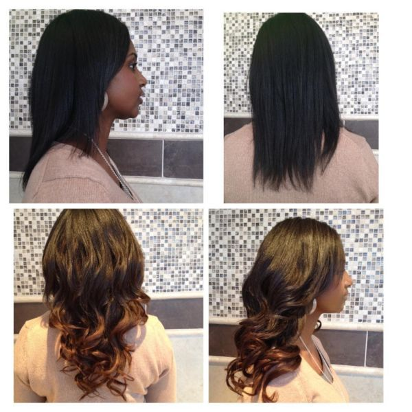 The 25 best lush hair extensions ideas on pinterest can blonde lush hair extensions before and after 647 709 6643 best extensions markham toronto pmusecretfo Choice Image