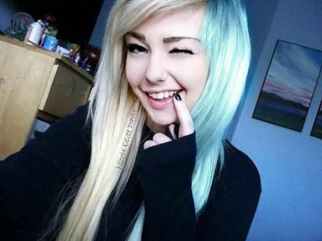 Hair Style Eevee: 42 Best Nicole Eevee Davis Images On Pinterest