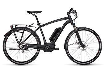 Elektrische fiets voor trips en toertochten | Flyer TS-Serie