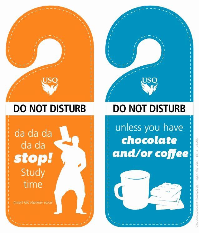 Do Not Disturb Door Hanger Free Printable Do Not Disturb Door Hanger Door Hangers Free Printables