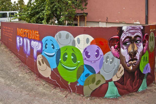 """Melting Pot"" - Caktus ART VILLAGE (San Severo) caktusemaria.blogspot.it/"