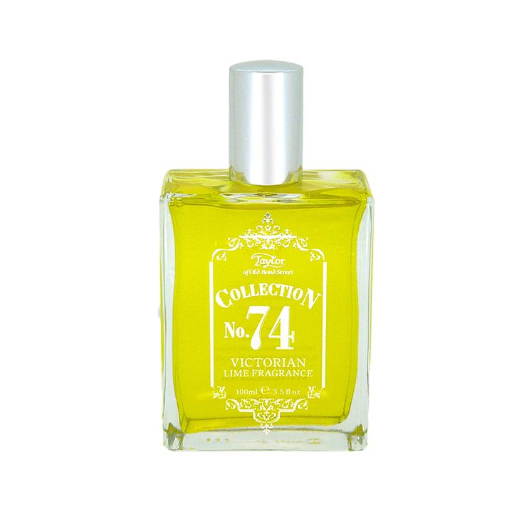 Taylor of Old Bond Street - No. 74 Victorian Lime Fragrance 100ml