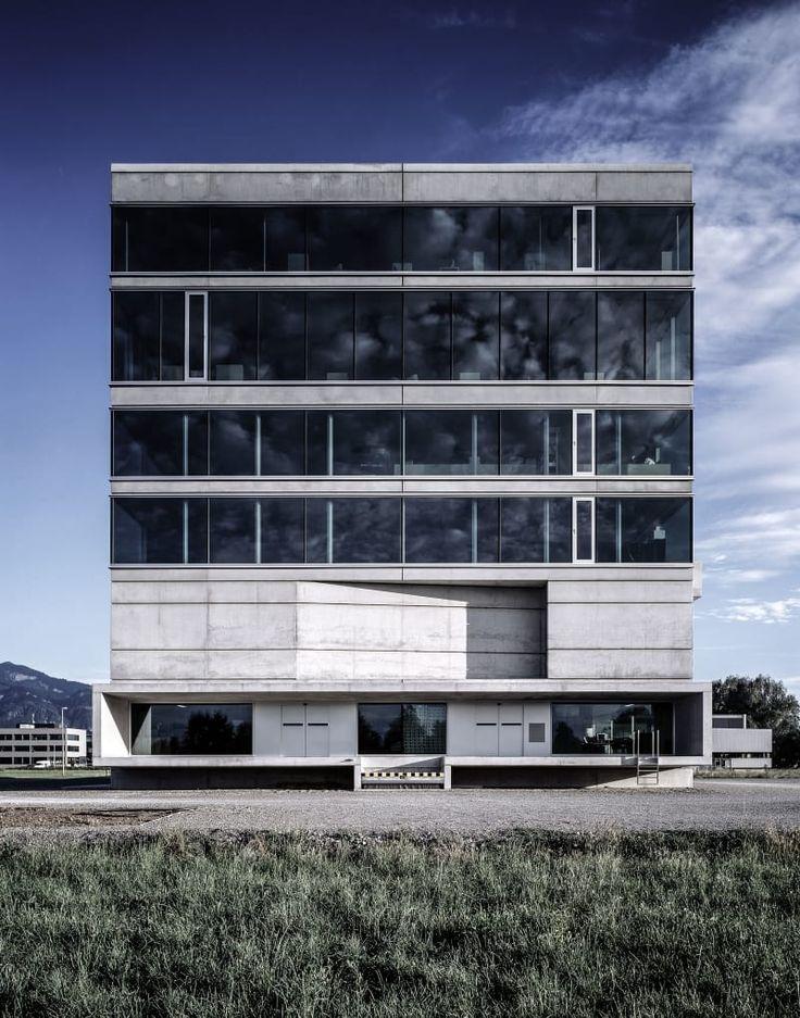 Marte.Marte Architekten, Bruno Klomfar · SIE Headquarter