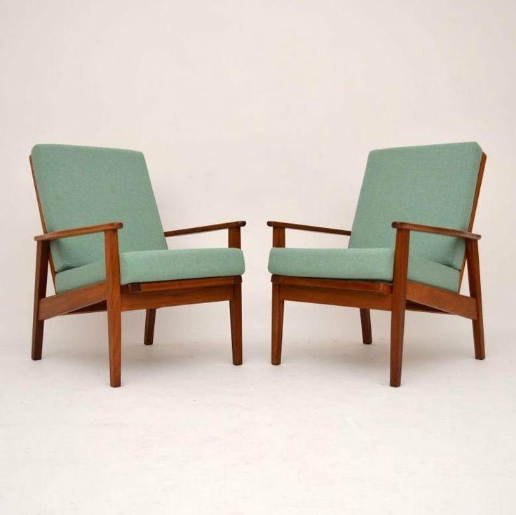 retro 70s furniture. 895 pair of danish teak retro armchairs vintage 1960u0027s 70s furniture