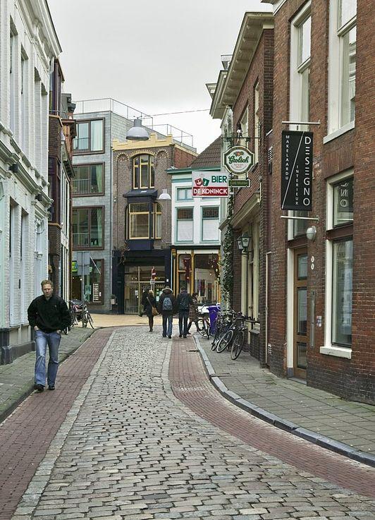 Kromme Elleboog, Groningen. The Netherlands.