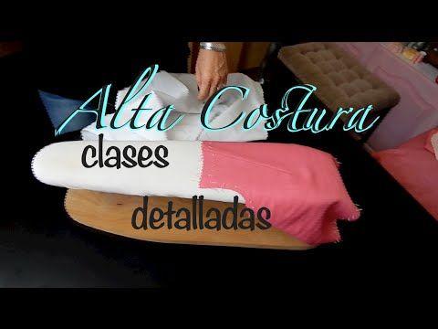 Alta Costura Clase 52, Hilbanar, Coser, Planchar Pinzas Cuello